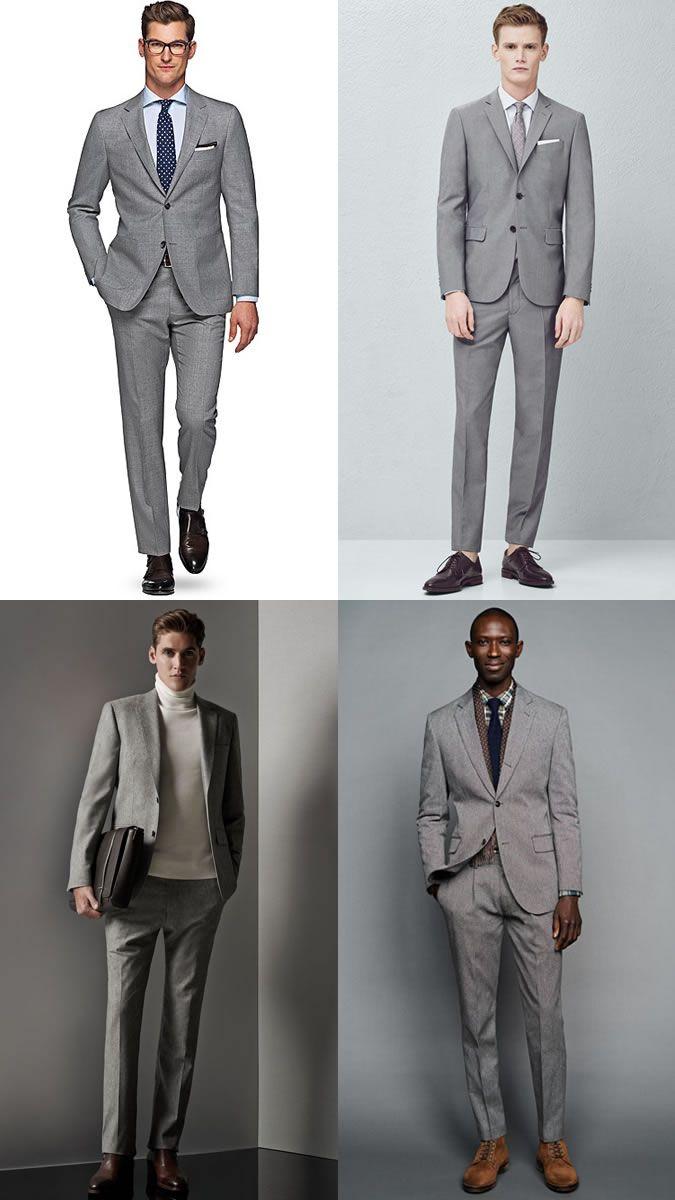 4 костюма, которые должны быть в гардеробе каждого мужчины: рекомендуют итальянские стилисты – Италия по-русски