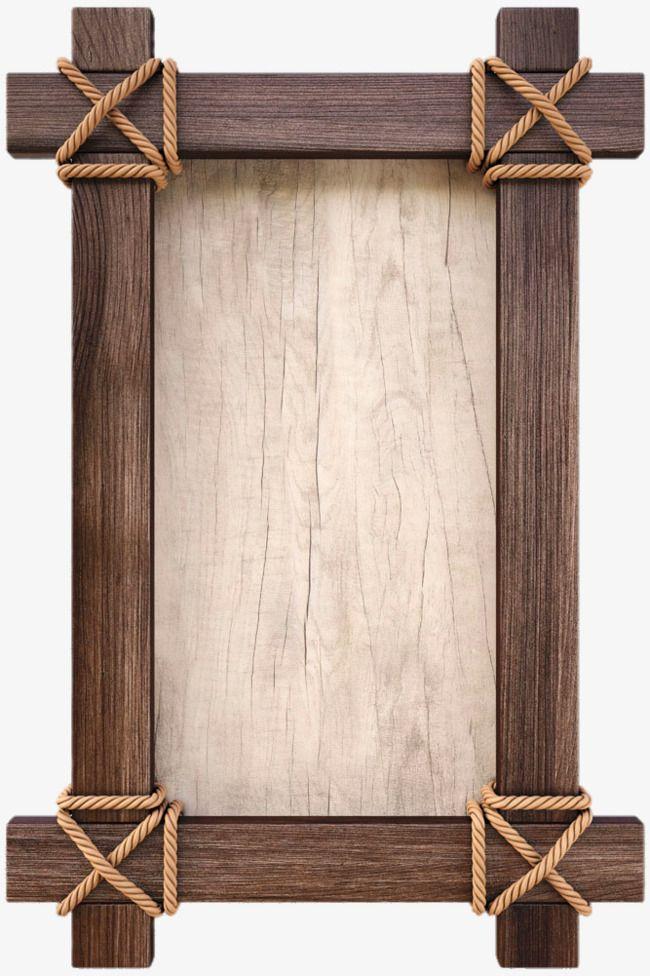 Vintage Wooden Hd Frame Clipart Frame Decorative Material Png Transparent Clipart Image And Psd File For Free Download Wood Picture Frames Framed Wallpaper Scrap Wood Art