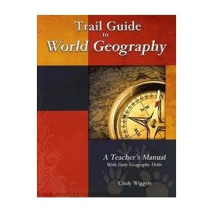 The Trail Guide to World Geography is a practical way to teach your students about our wide world.  This flexible, user-friendly manual takes you around the world, allowing you to choose assignments according to your objectives and schedule.  Assign as much or as little as you decide.