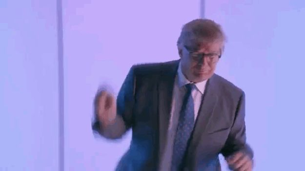 "Donald Trump Gave Us His Best Dad Moves For A ""Hotline Bling"" Parody"