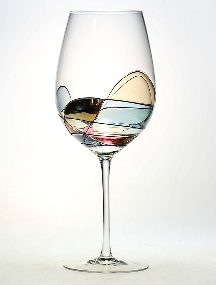 Beautiful Valentina Paris Wine Glasses, the perfect gift :)