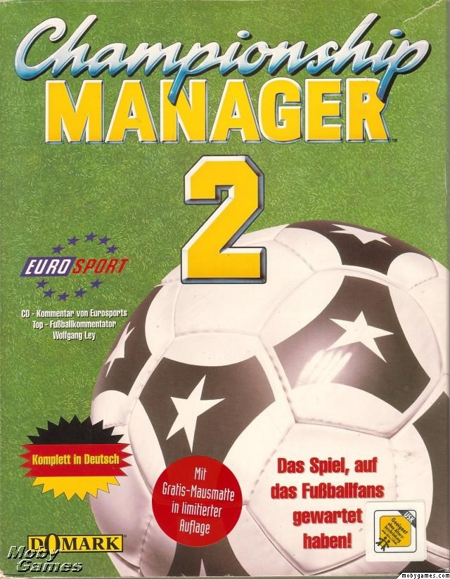 Championship Manager 2 was a huge success