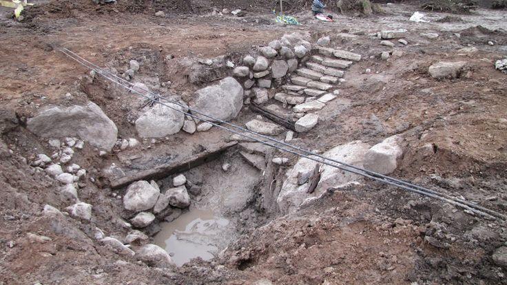 Arkeologi och byggnadsvård i Östergötland: Boplats