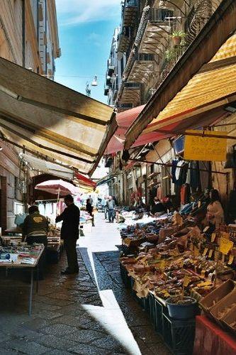 La Vucciria, Palermo, Sicily, Italy