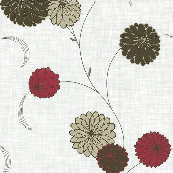 Carte da parato new smart - 13466-20 un vinilico espanso lavabile con disegno floreale a rilievo parete e soffitti carta da parati DOMUS PARATI | Lostudiodelcolore