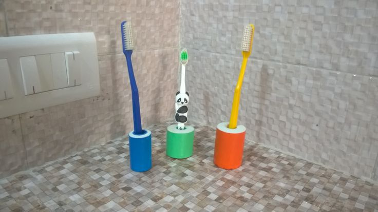Toothbrush holder, tooth brush stand, single stand cost for Rs. 60