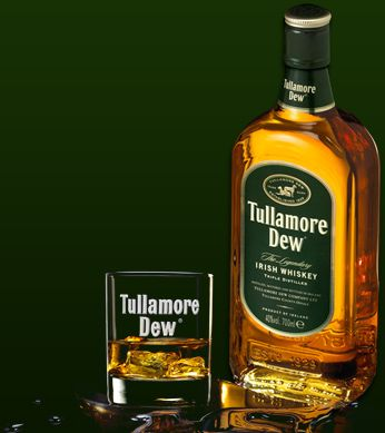 The second best selling Irish whiskey in the world.