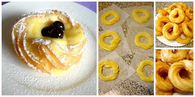 Il dolce tipico per la festa del papà: le zeppole di San Giuseppe!