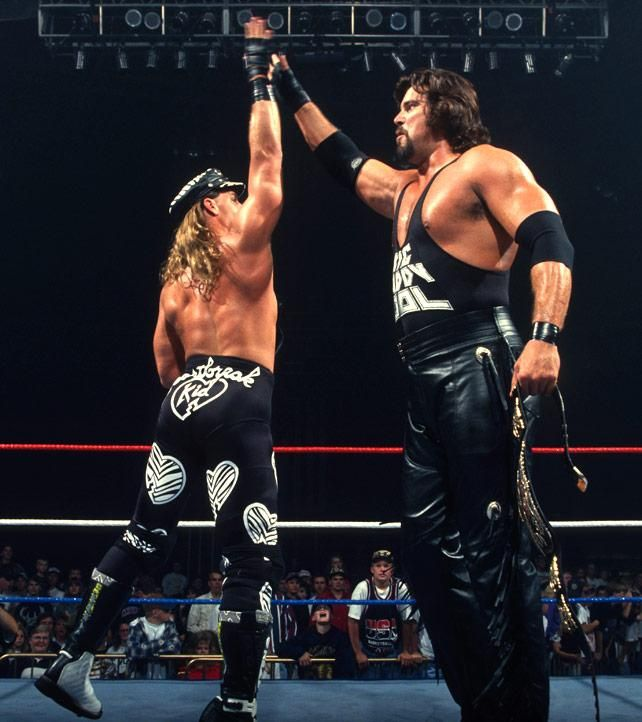 43 Best Images About WWE The Kliq On Pinterest