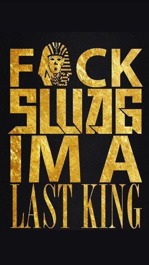 Gold Last Kings Wallpaper Iphone