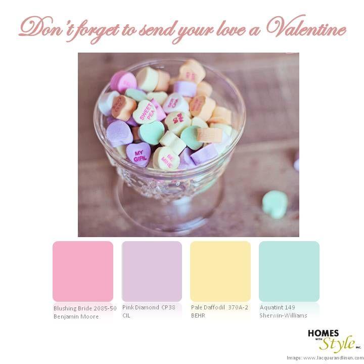 Valentine Colours