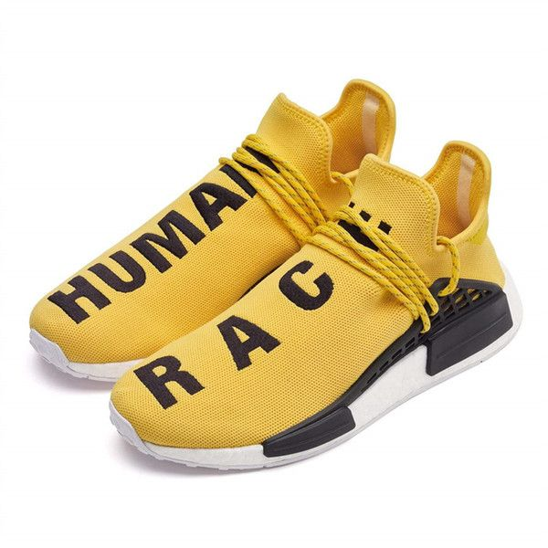 54c0ea5c5 Wholesale cheap pharrell williams human race hu nmd brand -2018 new pharrell  williams human race hu nmd trail mens designer sports running shoes for men  ...