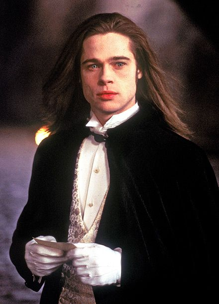 brad pitt interview with a vampire | Brad Pitt: Movie Hair Dos and Don'ts | Photo 4 of 18 | EW.com