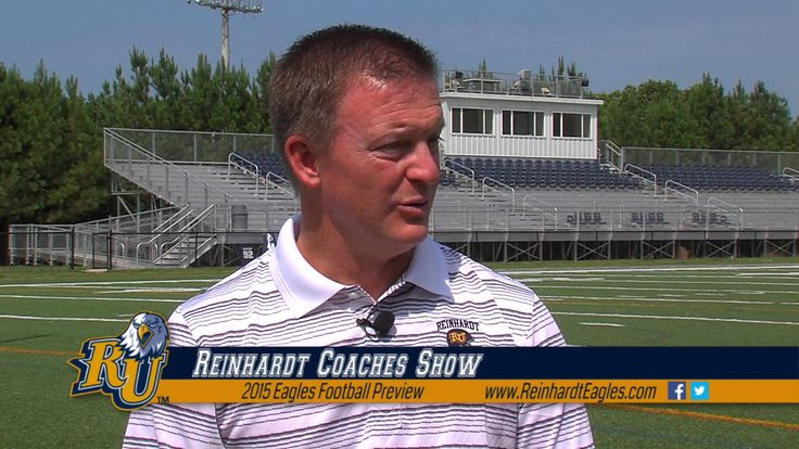 The Reinhardt Coaches Show - 2015 Reinhardt Eagles Football Preview Show
