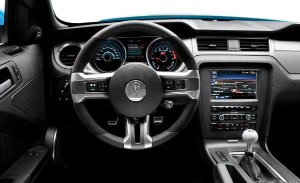 2017 Ford Shelby GT500 Interior