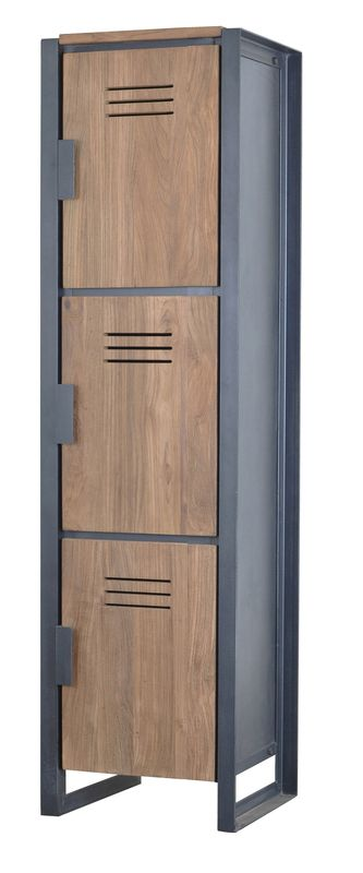 The D-Bodhi Locker 3 Doors from LH Imports is a unique home decor item. LH Imports Site carries a variety of D-Bodhi items.