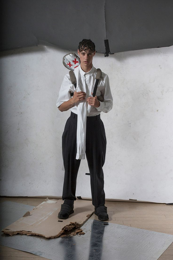 Icosae unveiled its Spring/Summer 2016 lookbook, featuring models Jonathan Bauer Hayden atM management andAugustin Marlot atNew Madison. The Spring/Summer 2016 collection entitled SWEAT DREAMS tells the story of the phenomenon of sleep in which a person, either falling asleep... »