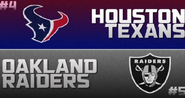 Raiders vs Texans live stream | Live Football Game Online