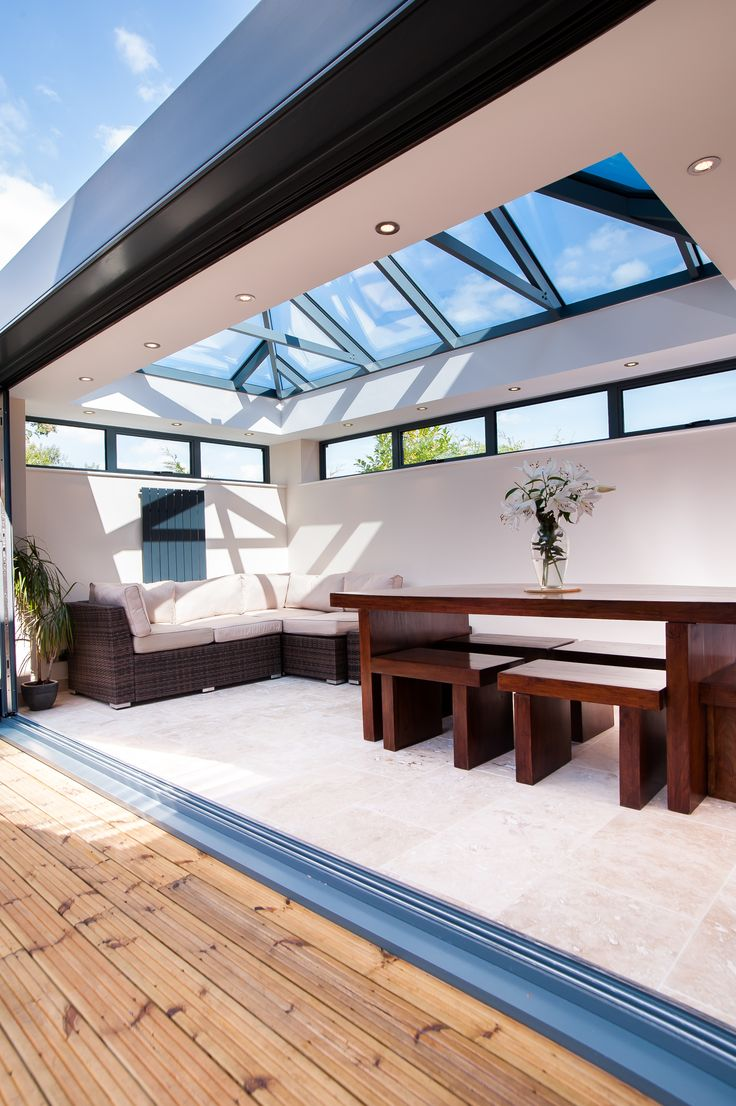 Add a stylish, energy efficient roof lantern skylight to your home extension. At our budget friendly prices, you won't break the bank!