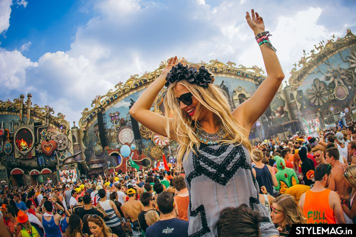 20 Trips to Take in Your 20's • The Blonde Abroad- Tomorrowland, Belgium