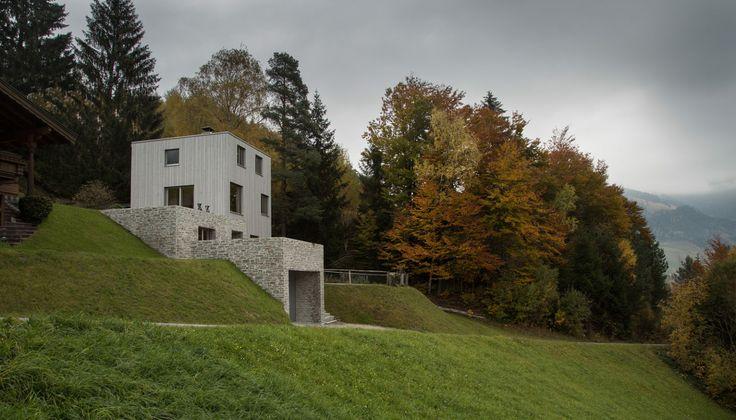 LP architektur · K. Residence · Divisare