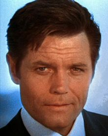 Lord as Lt. Steve McGarrett on Hawaii Five-0 (1968-1980)