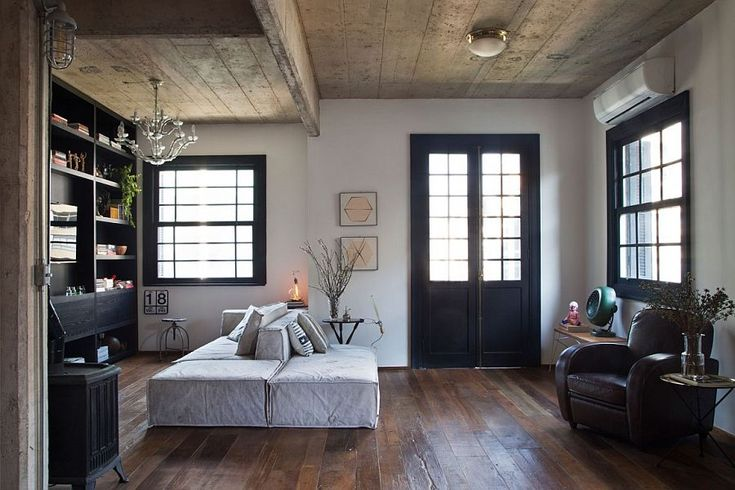 1000 Ideas About Industrial Living Rooms On Pinterest Industrial Interior