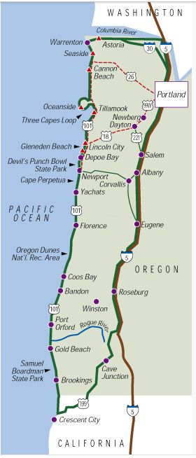 An essential guide to road tripping down Oregon's coast