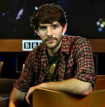 Colin Morgan, who is DS Tom Anderson