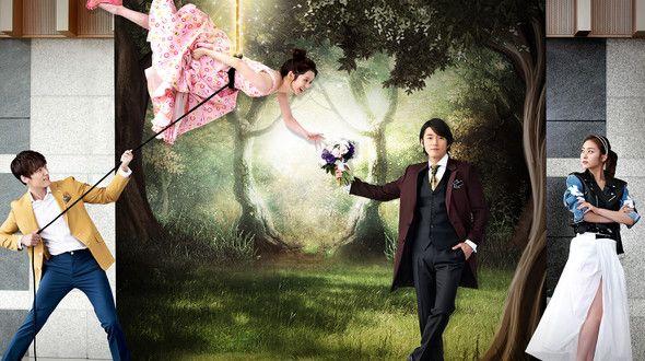 Fated to Love you, a cute drama