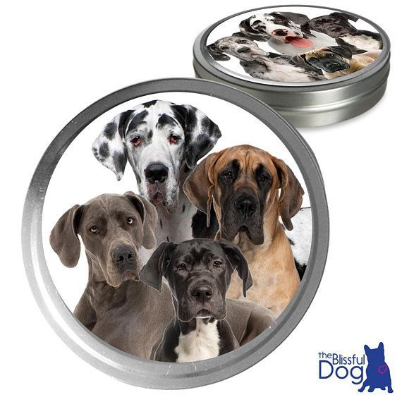 Great Dane Essential Care Combo Handcrafted Balms For Dry Dog