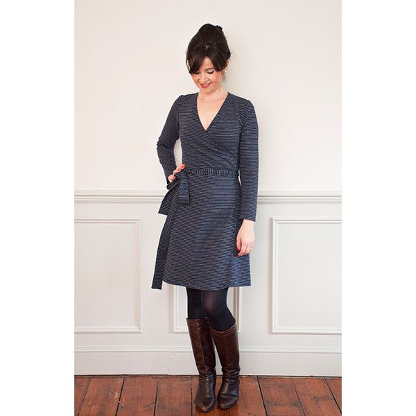 Ultimate Wrap Dress Sewing Pattern – Sew Over It's Online Fabric Shop