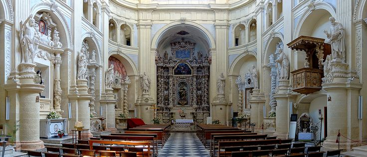 Lecce san matteo nef - Chiesa di San Matteo (Lecce) - Wikipedia