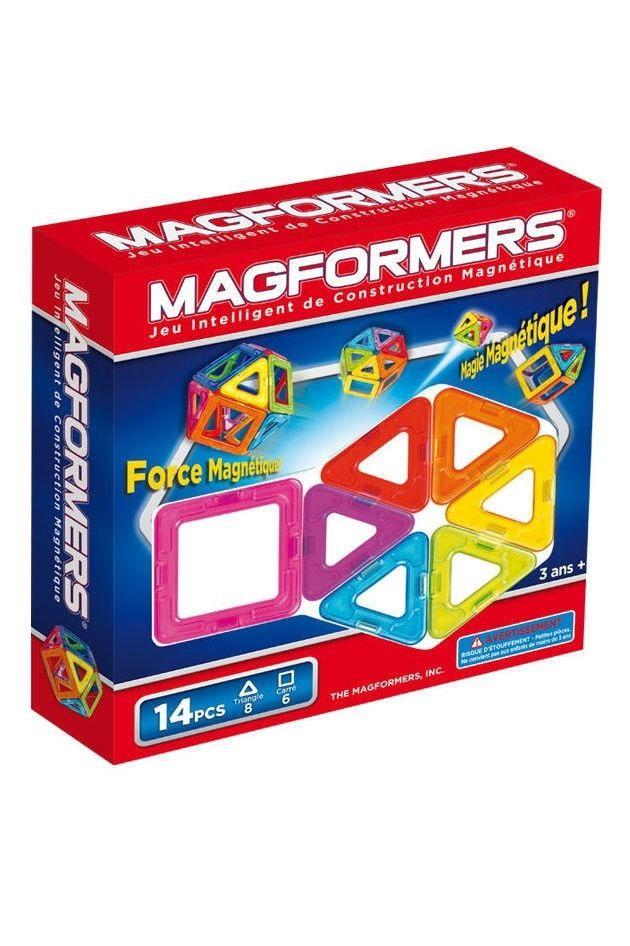 Jeu de construction magnétique Magformers