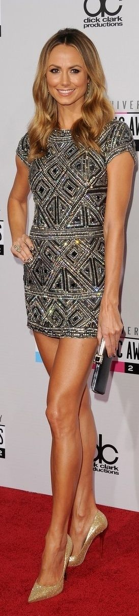 stacey keibler. pretty face to hot heels gorgeous!