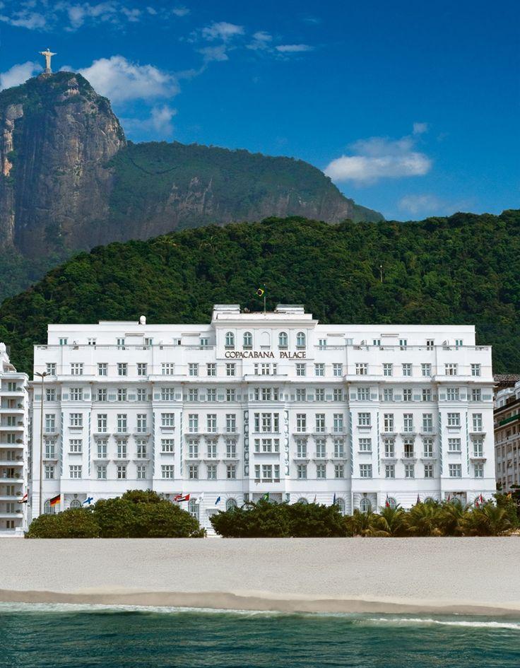 Copacabana Palace Hotel, Rio de Janeiro, Brasil