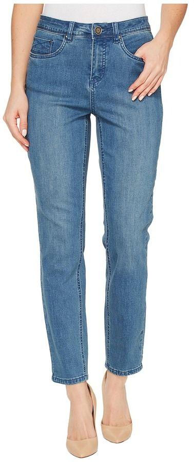 FDJ French Dressing Jeans Supreme Denim Olivia Slim Ankle in Sky