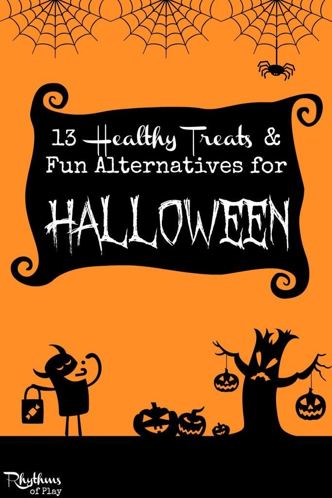13 healthy treats and fun alternatives for halloween - Toddler Halloween Treat Ideas