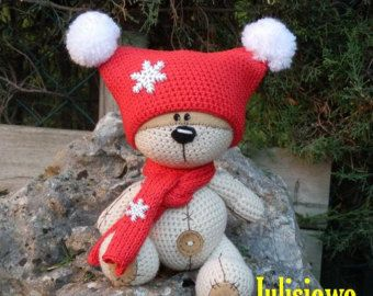 Bunny like a Fizzy Moon. Forever friends.Crochet by JulioToys