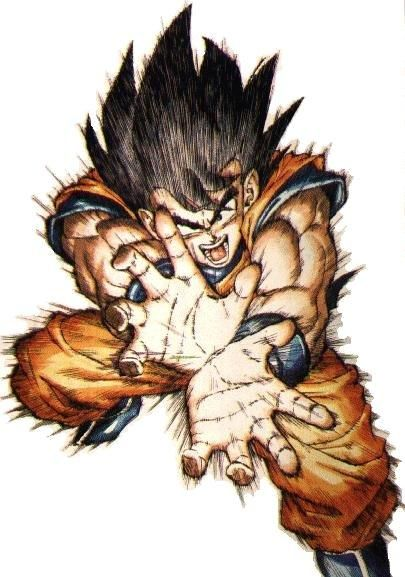gudu ngiseng blog: dragon ball pictures of goku