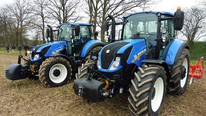 T6 es el primer tractor del mundo cuya fuente de energía es el metano, aprovechando los desechos de los animales de granja y produciendo 80% menos CO2 que los tractores tradicionales.