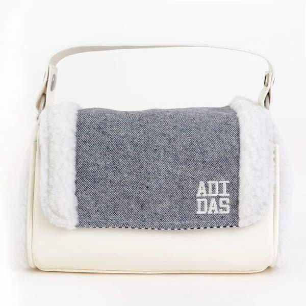 Adidas Adipure Woman Pouch White Travel Sports Golf Field Equipment Bag CI2896 #adidas #Pouch
