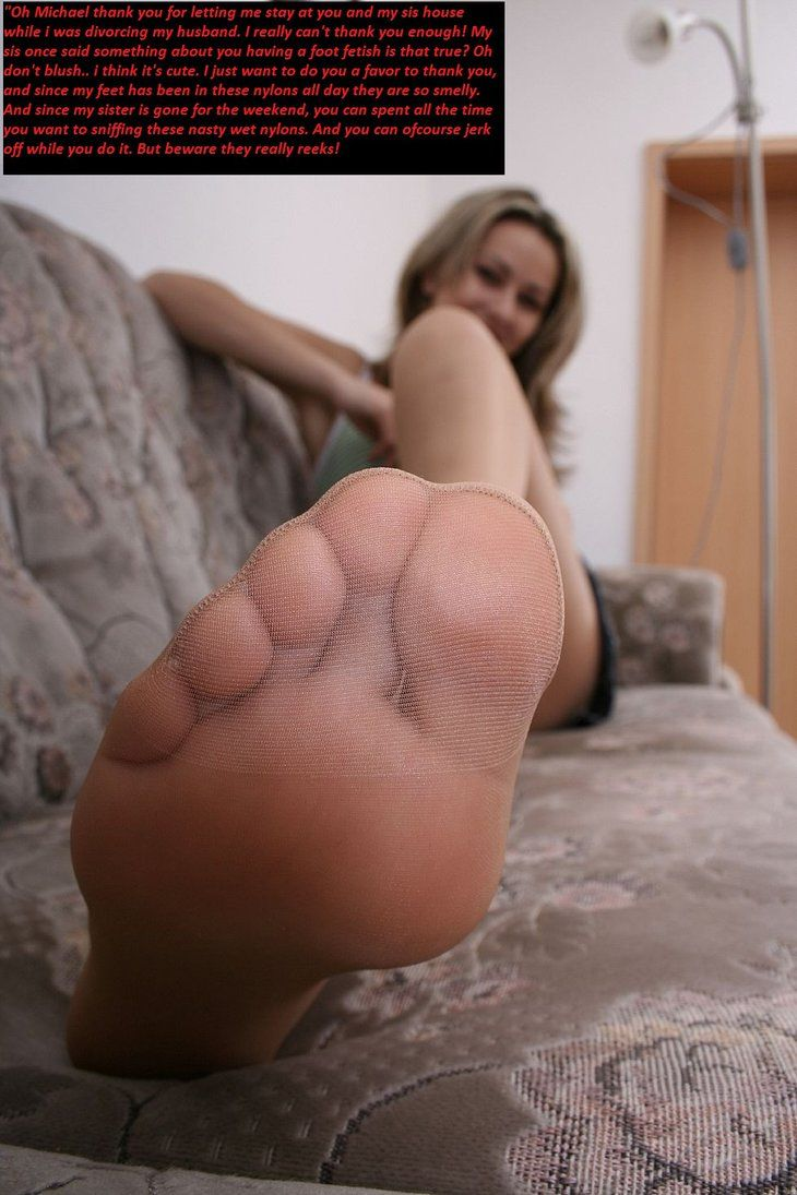 soles Submissive female