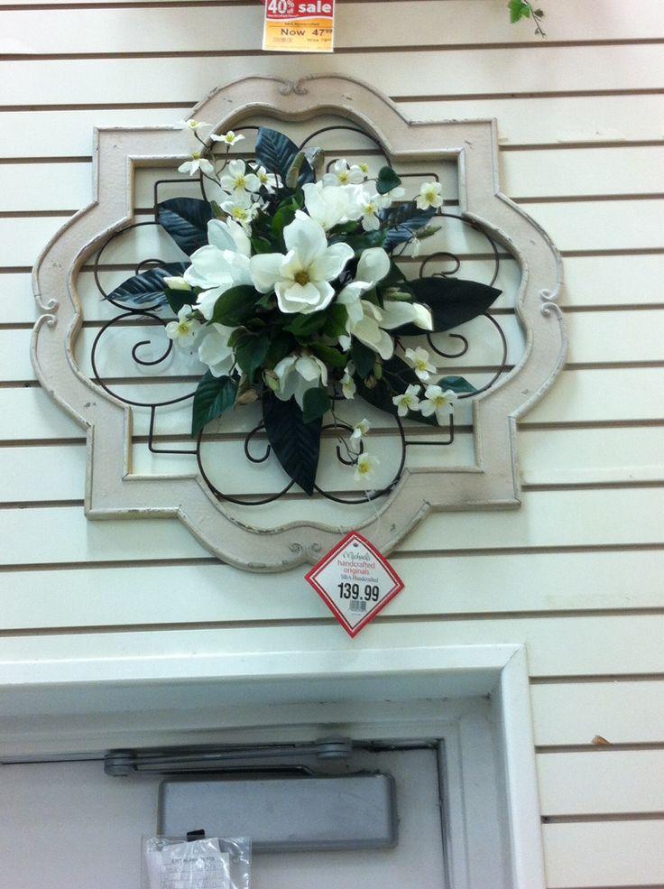 49 best sconces images on Pinterest | Flower arrangements ... on Pocket Wall Sconce For Flowers id=60487