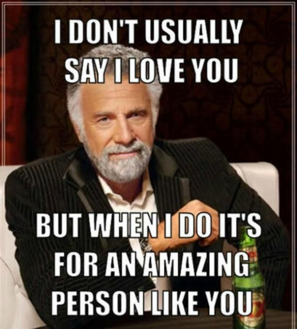 The 40 Best I Love You Memes That Are Cute Funny Romantic All At The Same Time I Love You Funny Love You Meme Be Like Meme