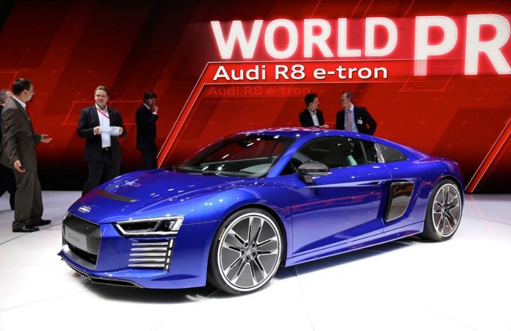 2018 Audi R8 E-Tron Specifications, Price and New Features