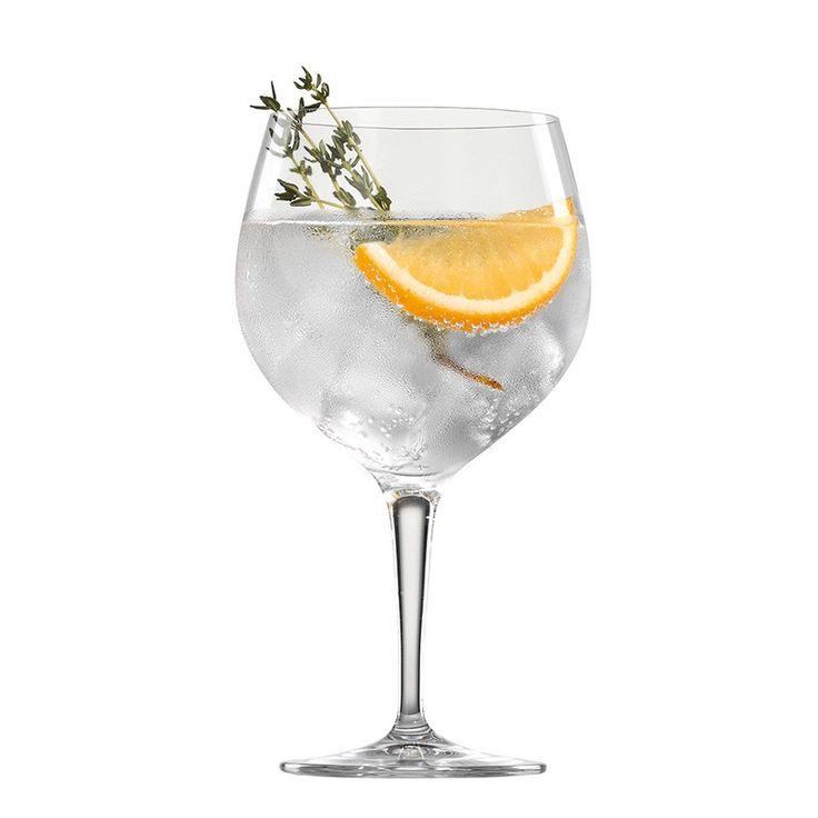 Spiegelau Special Glasses Gin Tonic Glas, 4er-Set
