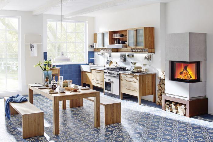 Piano de cuisson falcon professional 100 couleur inox - Piano de cuisine professionnel ...
