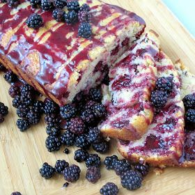 Cookin' for my Captain: Wild Blackberry Bread