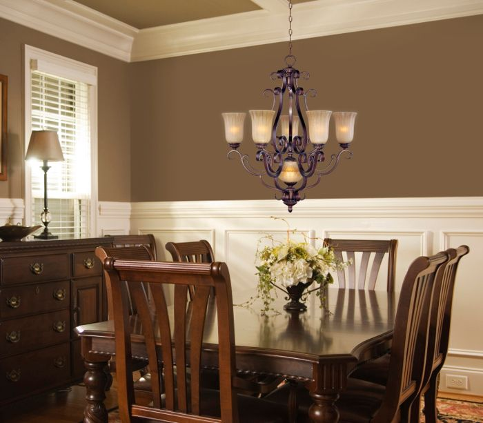 Chandelier Size For Dining Room